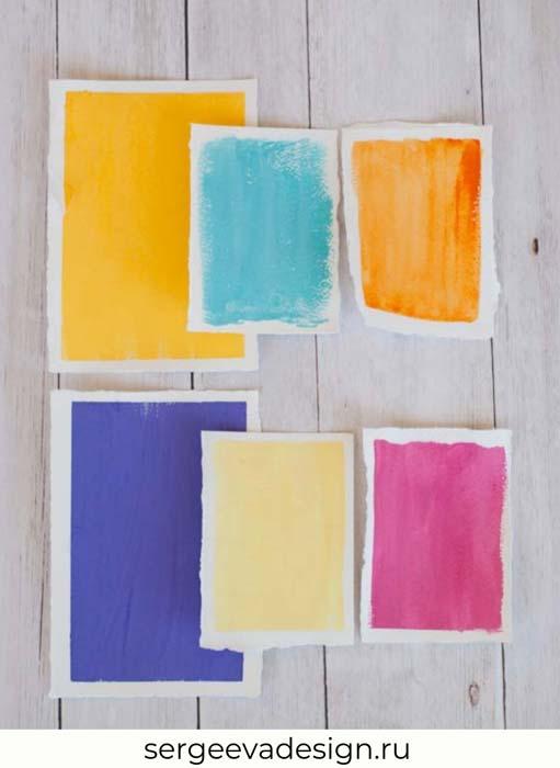 Цвет стен для декора детской комнаты