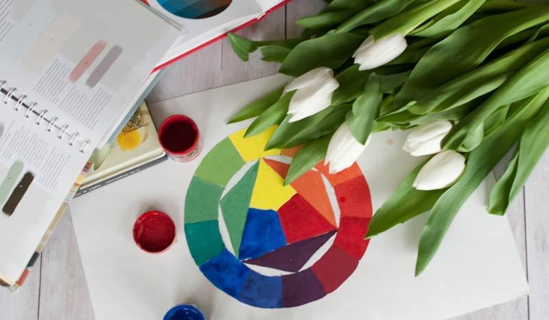 Цветовой круг. Сочетание цветов | Блог Татьяны Сергеевой, дизайнер