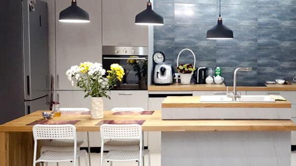 Фото кухни в современном стиле